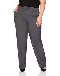 Jones New York - Plus Size Sydney Pant - Lyst