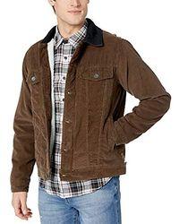 Billabong Barlow Trucker Jacket - Brown