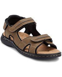 Dockers Newpage Sporty Outdoor Sandal Shoe - Brown