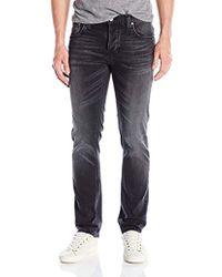 a20e2b81 Nudie Jeans Grim Tim Dark Shine Jeans in Blue for Men - Lyst