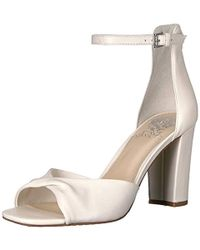 Vince Camuto - Wesher Heeled Sandal - Lyst