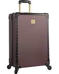 """Vince Camuto - 28"""" Hardside Expandable Spinner Luggage Fig - Lyst"""