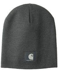 2937b9d135a75 Lyst - Carhartt Force Extremes Fish Hook Logo Cap in Gray for Men