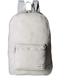 8e600acd5d2 Lyst - Herschel Supply Co. Silver Reflective Packable Daypack in ...