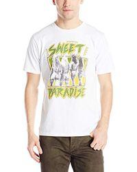 Quiksilver - Paradise Short Sleeve T-shirt - Lyst