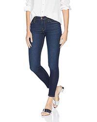 Hudson Jeans - Nico Midrise Super Skinny Ankle 5 Pocket - Lyst