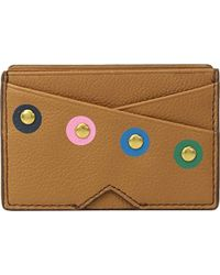 Fossil - Card Case - Lyst