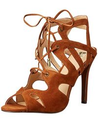 Joe's Jeans - Calven Lace-up Sandal - Lyst