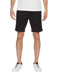 """Calvin Klein - 9"""" Twill Walking Short - Lyst"""