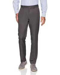 Amazon Essentials - Slim-fit Flat-front Dress Pants - Lyst