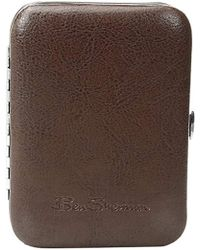 Ben Sherman - Edgeware 4-piece Personal Grooming Set With Carrying Case - Lyst