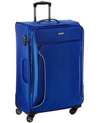 """Calvin Klein - Warwick 29"""" Upright Suitcase - Lyst"""