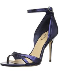 Imagine Vince Camuto - Sherline Heeled Sandal - Lyst