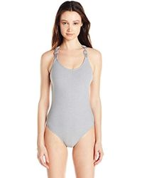 Billabong - It's About Detail One Piece Swimsuit - Lyst