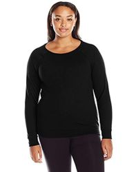 Champion - Plus Size French Terry Crew - Lyst