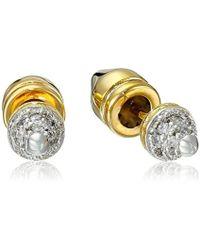 Noir Jewelry - Yukon Earrings Jackets - Lyst