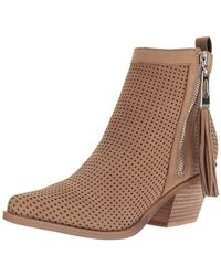 Guess - Talzay Ankle Bootie - Lyst