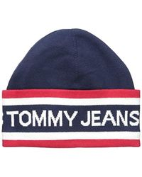 00f6e987f51 Tommy Hilfiger - Tommy Jeans Beanie Heritage Logo