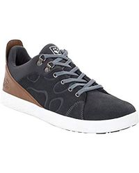 e7c5b674751868 Lyst - Converse Auckland Racer Ox Gold Glam Fabric And Suede Sneaker ...