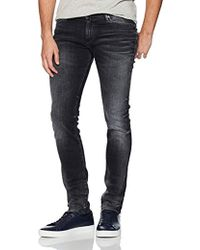 30ab1e67c Tommy Hilfiger - Tommy Jeans Original Simon Extreme Skinny Fit Jeans  Dynamic Stretch - Lyst