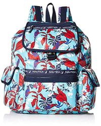 Nautica - Captains Quarters Backpack - Lyst