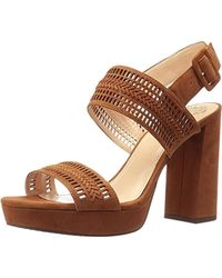 Vince Camuto - Jazelle Platform Dress Sandal - Lyst