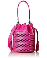Loeffler Randall - Mini Industry Bucket Cross-body Bag - Lyst
