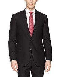 Kenneth Cole Reaction - Techni-cole Stretch Slim Fit Suit Separate (blazer, Pant, And Vest) - Lyst