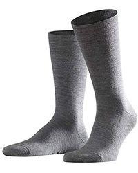 Falke Sensitive Berlin Socks - Gray