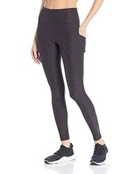 "Core 10 - Cozy High Waist Full-length Legging With Pockets - 28"" (xs-xl, Plus Size 1x-3x) - Lyst"