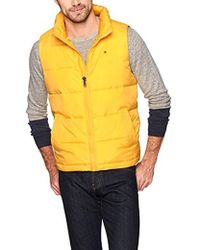 Tommy Hilfiger - Quilted Puffer Vest, - Lyst