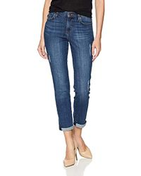 1a5ac984 Lee Jeans - Relaxed Fit Girlfriend Jean - Lyst