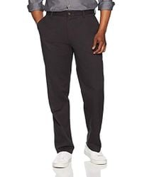 Amazon Essentials - Classic-fit Wrinkle-resistant Flat-front Chino Pant - Lyst