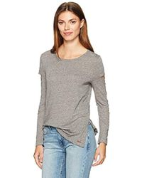 n:PHILANTHROPY - N: Philanthropy Gloria Long Sleeve With Cut Outs, Unknown, - Lyst