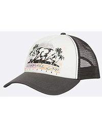 Billabong - Retro Bear Hat - Lyst