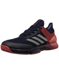 buy popular 27d3e 7321c adidas - Adizero Ubersonic 2 Tennis Shoe - Lyst