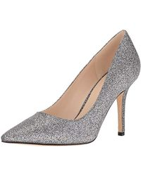 a9d3a5f0025 Nine West - Jackpot Metallic Dress Pump - Lyst
