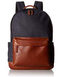 Fossil - Buckner Leather Backpack - Lyst