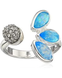 Kenneth Cole - Power Of The Flower Opal Ring, 7.5 - Lyst