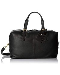 Lyst - Cole Haan Grand City Duffel (black) Duffel Bags in Black for Men 0d28c180f2268