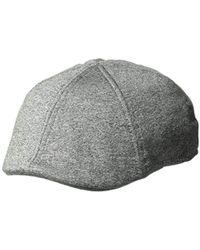 c320b13632f Lyst - Levi S Ivy Newsboy Hat in Black for Men