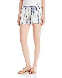 French Connection - Holiday Wave Shorts - Lyst