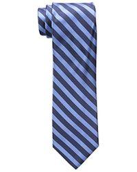"""Dockers - Big-tall Extra Long Portola Drive Stripe 100% Silk Tie (xl 63"""") - Lyst"""