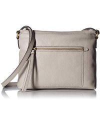 Cole Haan - Jade Leather Swingpack Crossbody Bag - Lyst