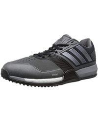 promo code d4bad 99d1e adidas - Performance Crazytrain Boost Cross-training Shoe - Lyst