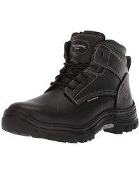 Skechers - Burgin-tarlac Industrial Boot - Lyst