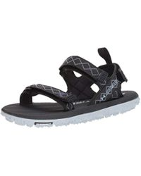 Under Armour - S Fat Tire Sandal Hiking Shoe - Lyst
