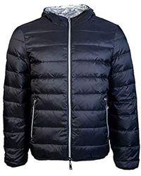 Emporio Armani - Designer Outerwear - Lyst
