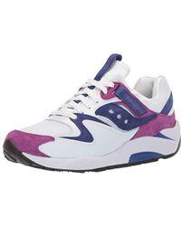 0361d1e079bf Saucony - Originals Grid 9000 Sneaker - Lyst