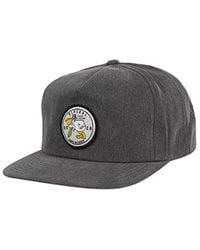 10ca57fa1a5 Lyst - Rip Curl Circle Bot Hat in Black for Men